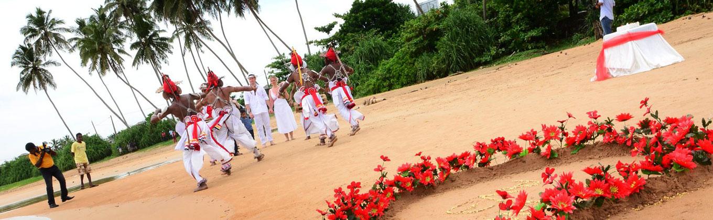 Wedding Tours - Sri Lanka