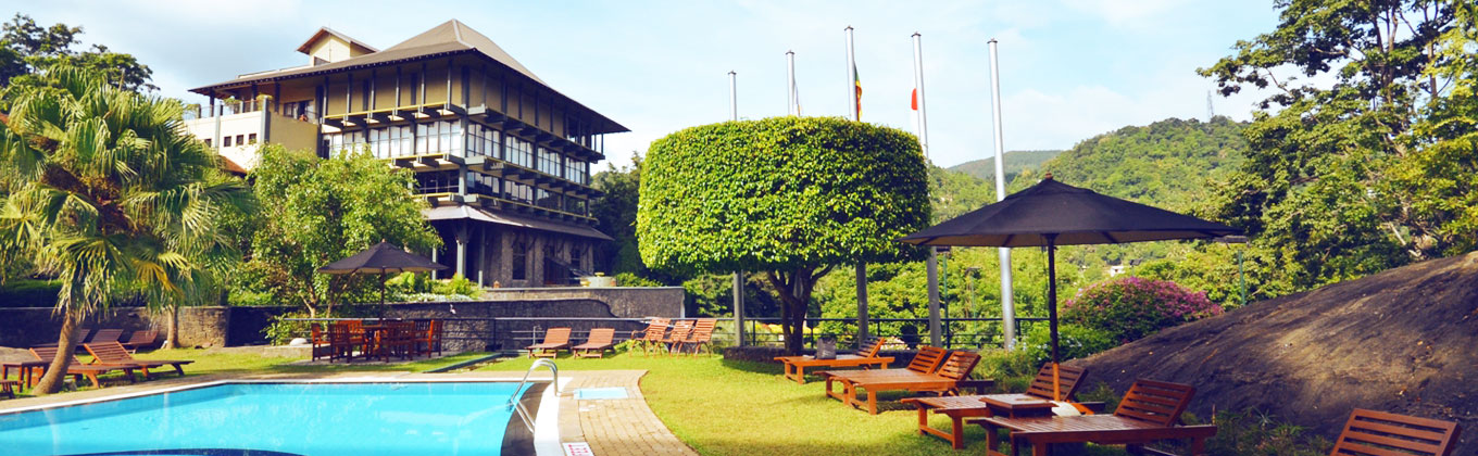 Earls Regency Hotel - Kandy
