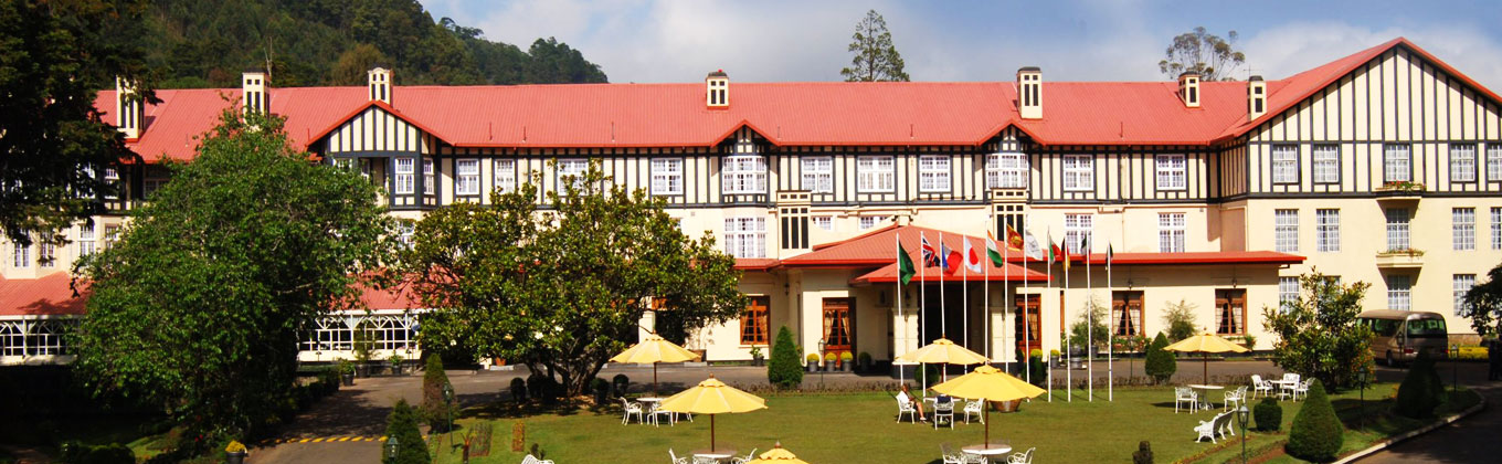 Hotel Hill Top - Kandy