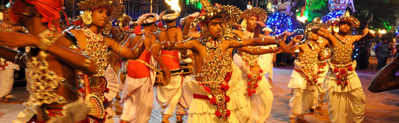 - Sri Lanka Cultural Dance -