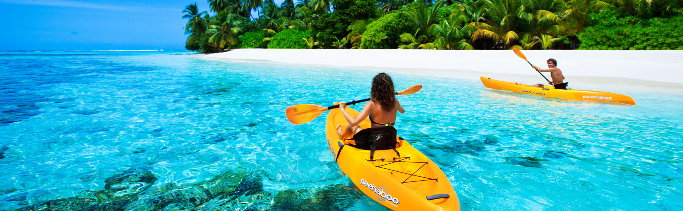 Excursions at Maldives