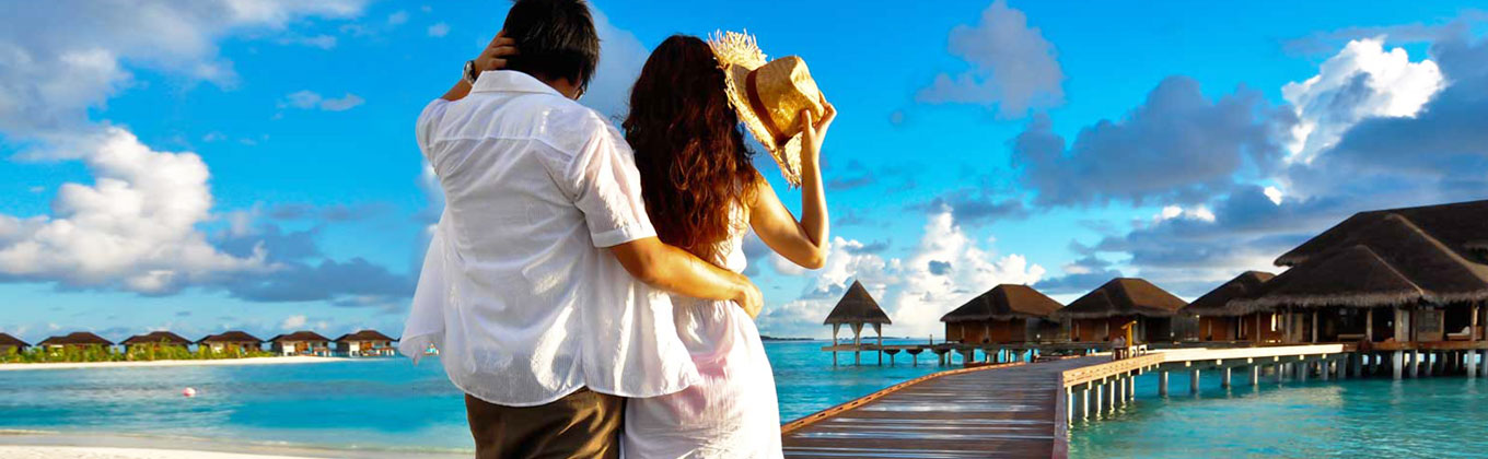 Honymoon Tour at Maldives