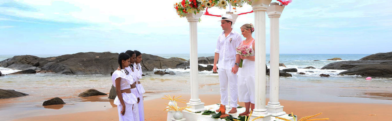 Sri Lanka Weddings