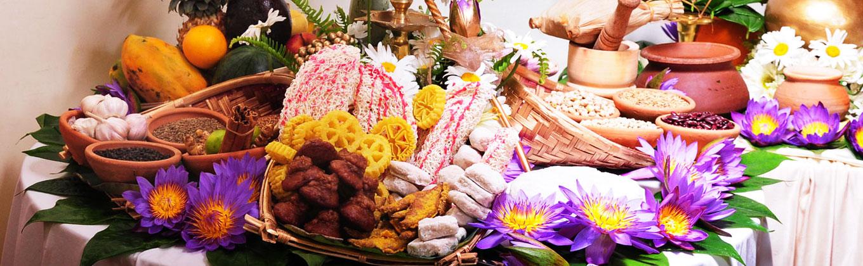 Sri Lankan Foods