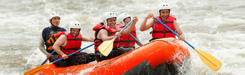Water Rafting - Kithulgala