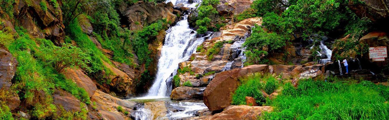 st Clair's Falls