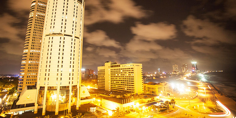 Colombo-night